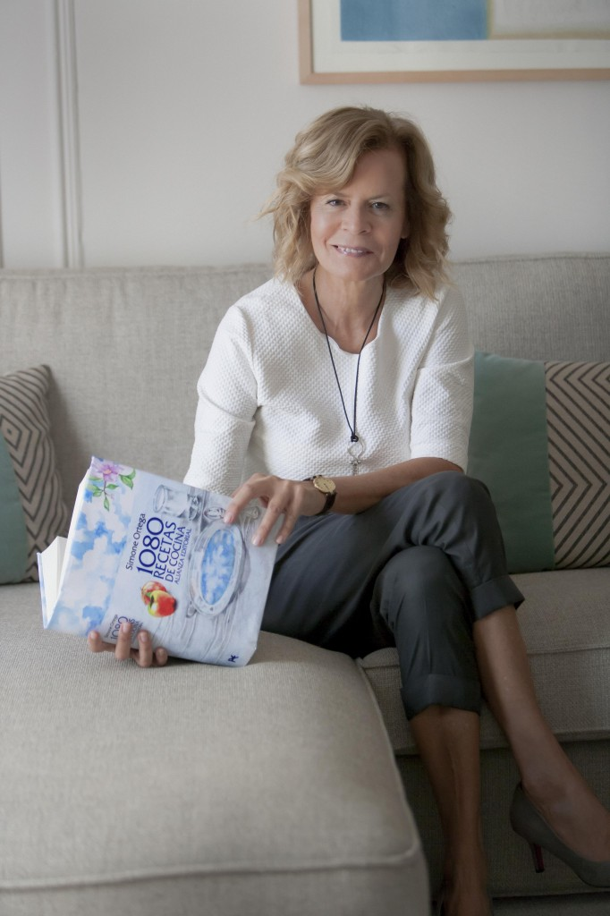 Sorteamos 4 ejemplares del libro '1080 Recetas de Cocina' de Simone Ortega