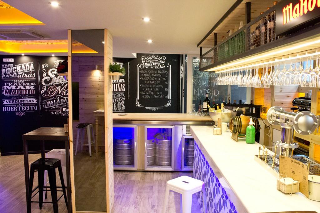 La Emualda: taberna 100% madrileña, actualizada y no ilustrada