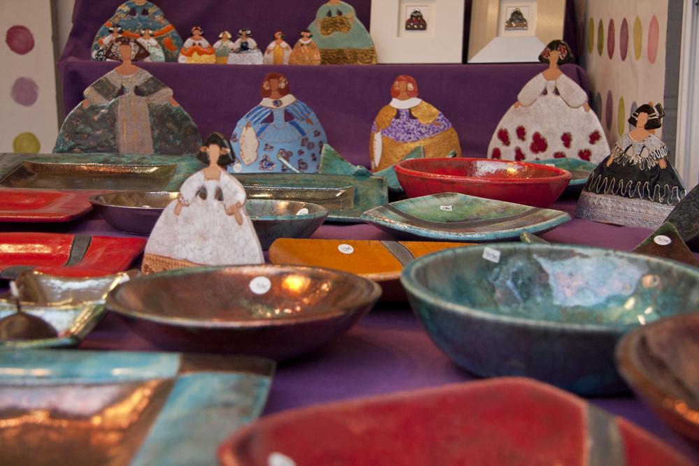 Mercados de Navidad: XXVII edición de la Feria Mercado de Artesanía