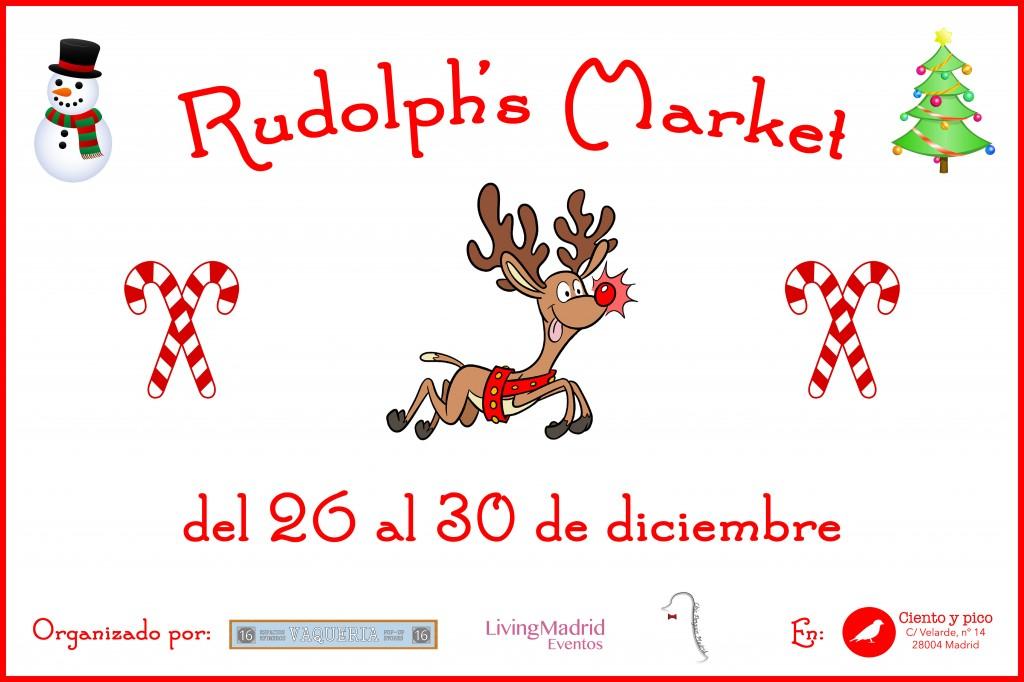 Rudolph's Market, la pop up más especial para estas navidades