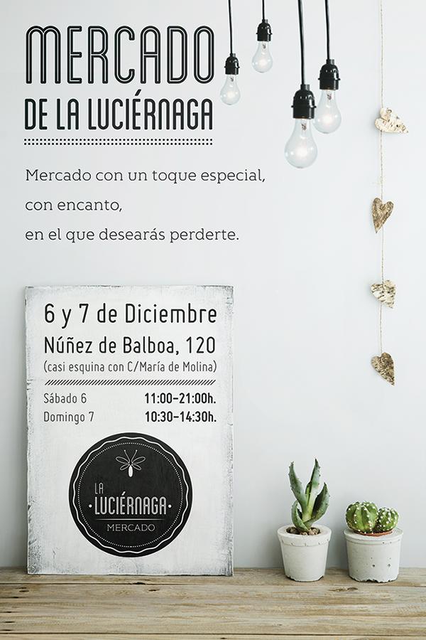 Mercados de Navidad: Mercado de la Luciérnaga