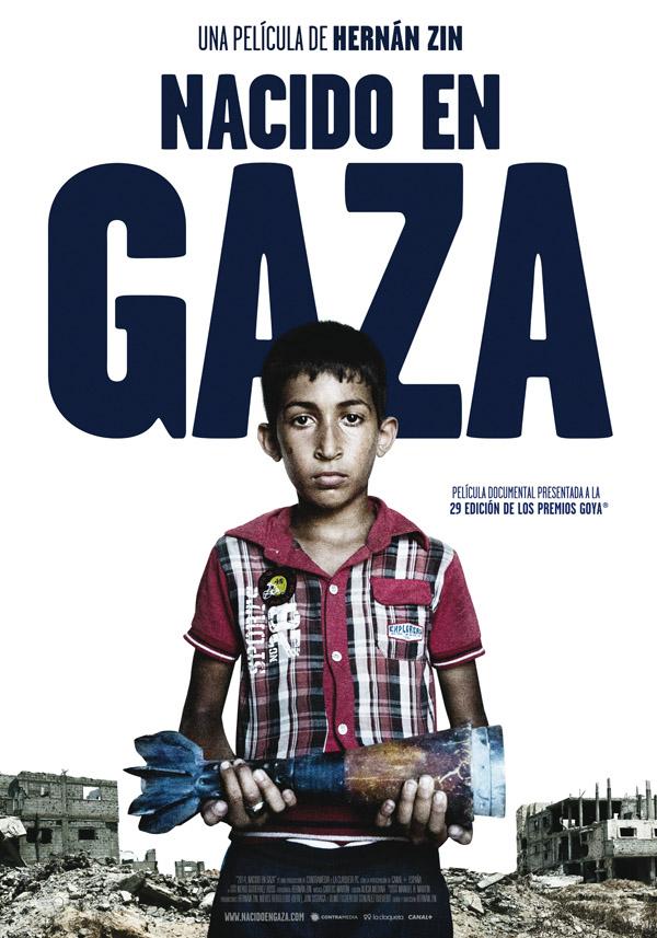 Entrevista a Hernán Zin y Jon Sistiaga: Nacido en Gaza