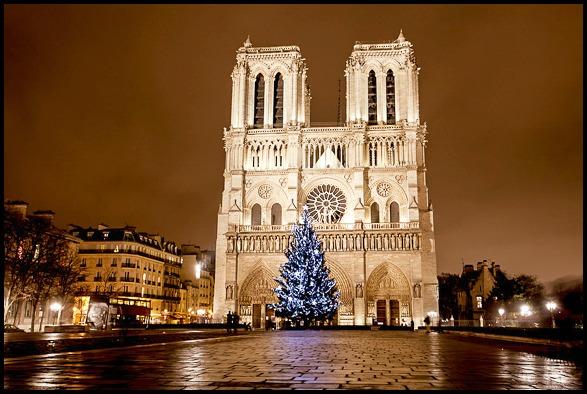 A dónde viajar en Navidad