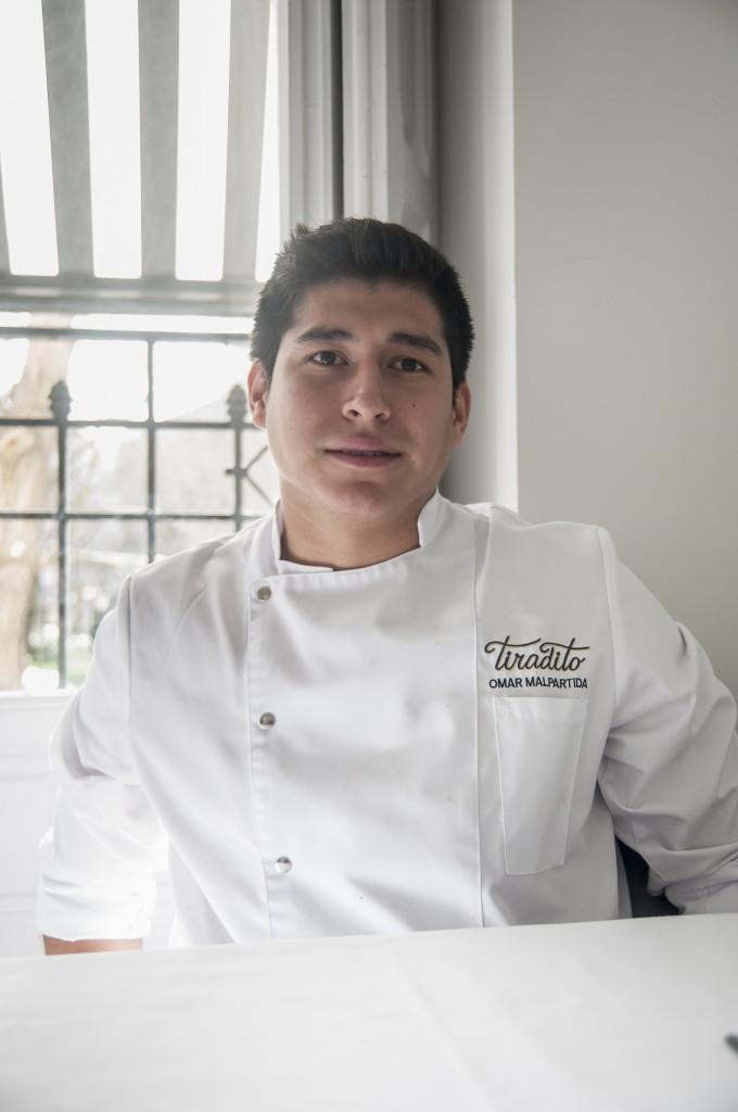 Encuentros gastronómicos peruanos en Tiradito, por Omar Malpartida