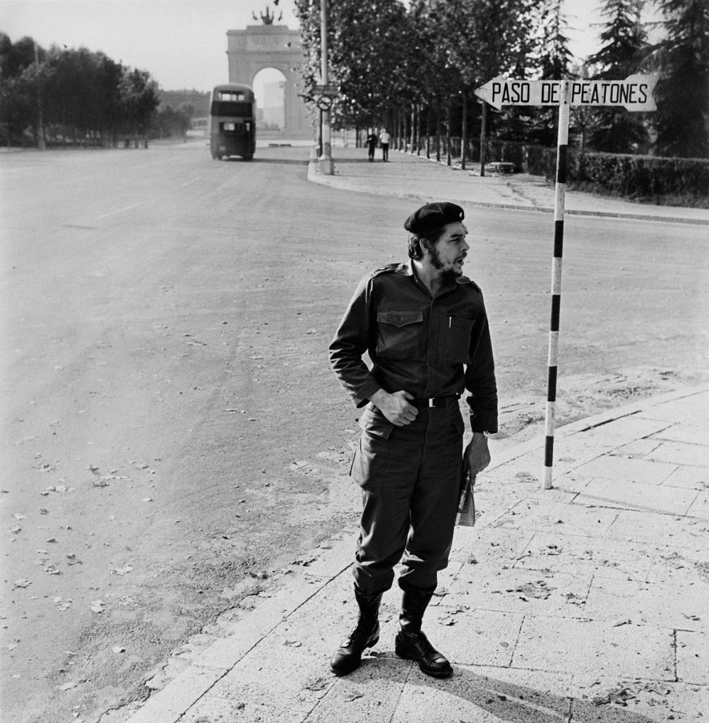 César Lucas_Che Guevara