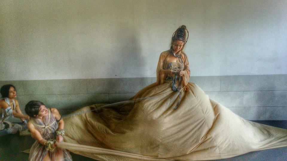 AP Gallery acoge el taller de danza ÍTACA