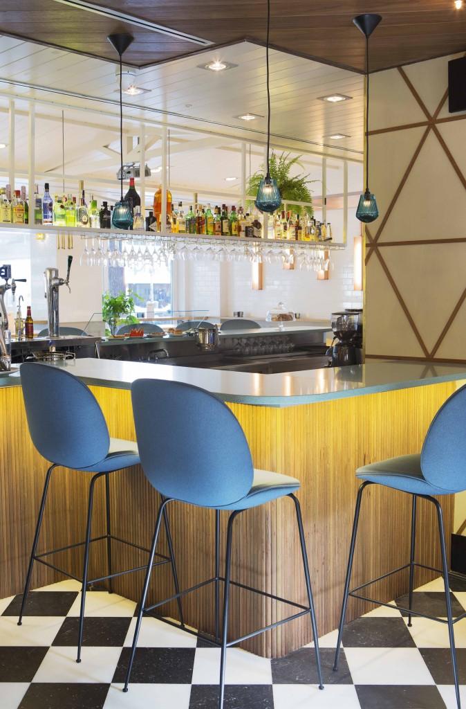 SIX, un restaurante de nueva generación