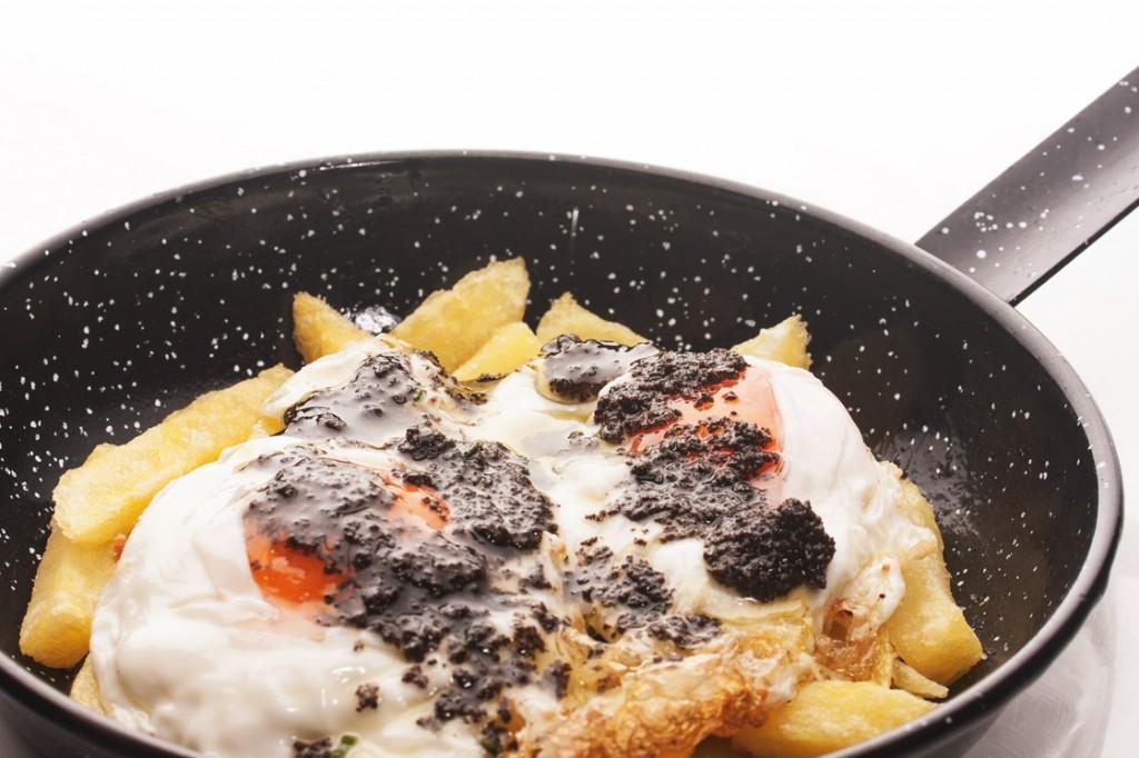 Trufa negra, 18 restaurantes en los que comer el diamante negro de la gastronomía