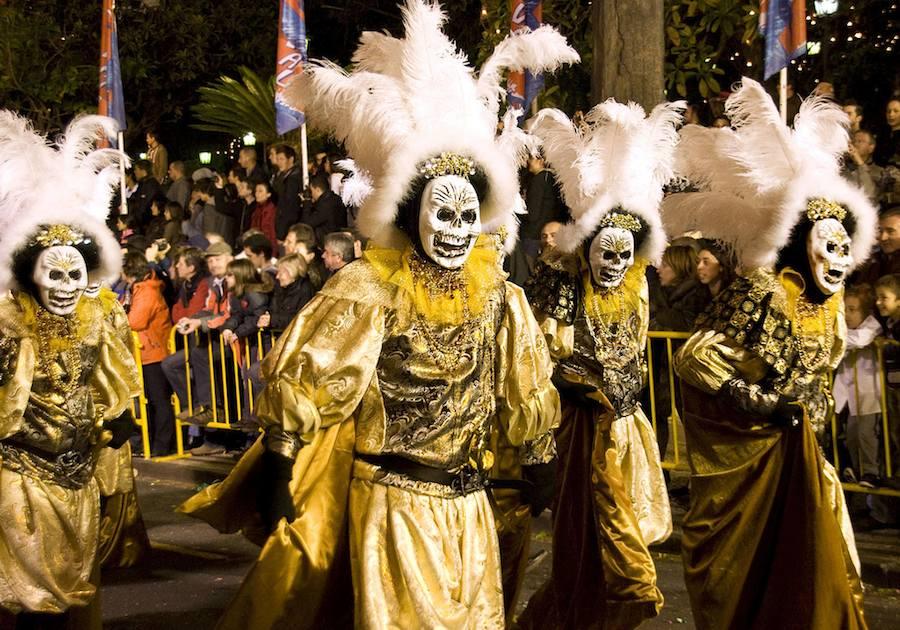 carnaval madeira
