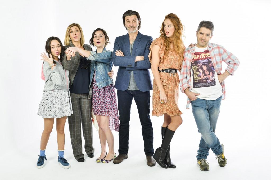 Eva Isanta es Marina en 'La novia de papá'