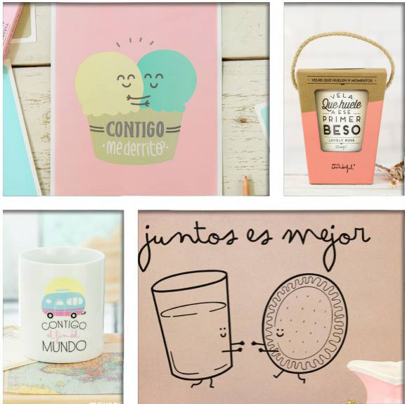 ¡Sorteamos un pack de Mr. Wonderful por San Valentín!
