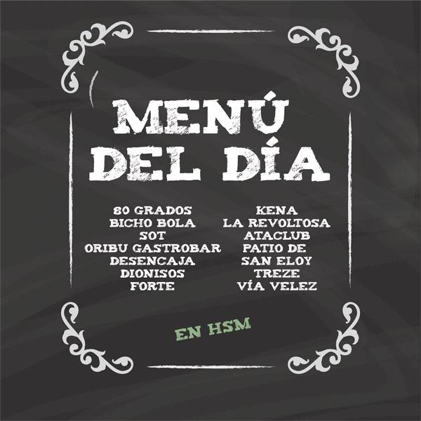 Menú Del Día 13 Restaurantes Madrileños Con Los Mejores Menús Del