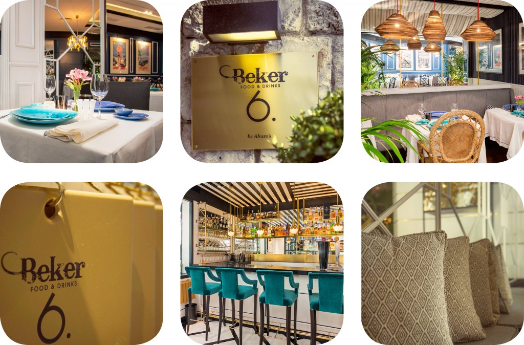 Beker6 es el nuevo restaurante de la Milla de Oro