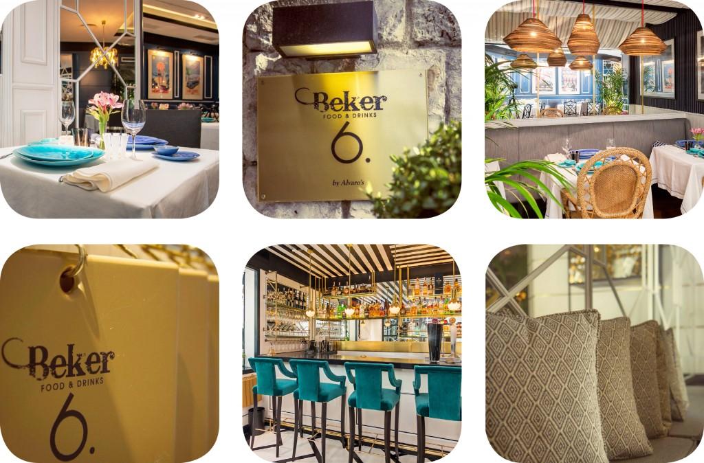 Beker6 restaurante