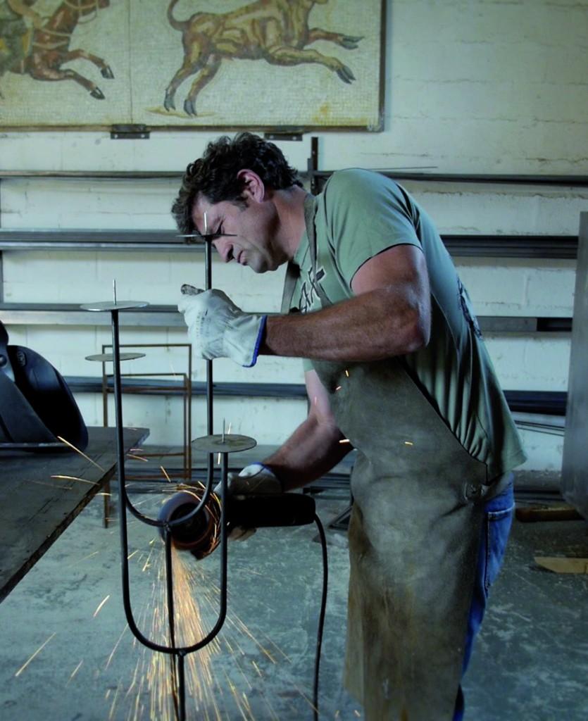 Guáimaro: diseños en hierro
