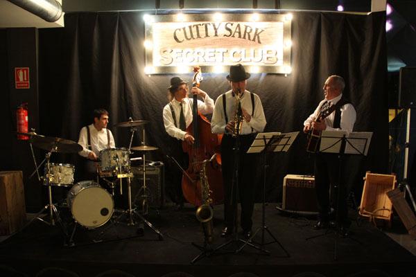 Sorteamos dos entradas dobles para el fiestón del año: Secret Club by Cutty Sark