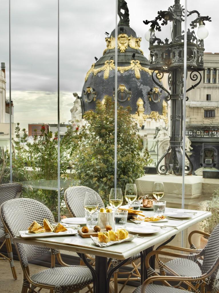 Ático, el nuevo restaurante de Ramón Freixa en Madrid