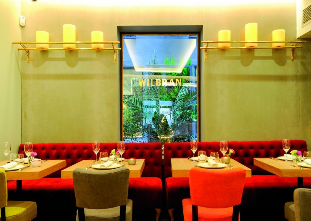 Wilbran: la cocina de siempre en un espacio vivo y actual