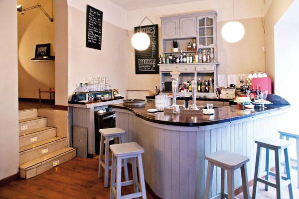 Bar La Gustava Madrid