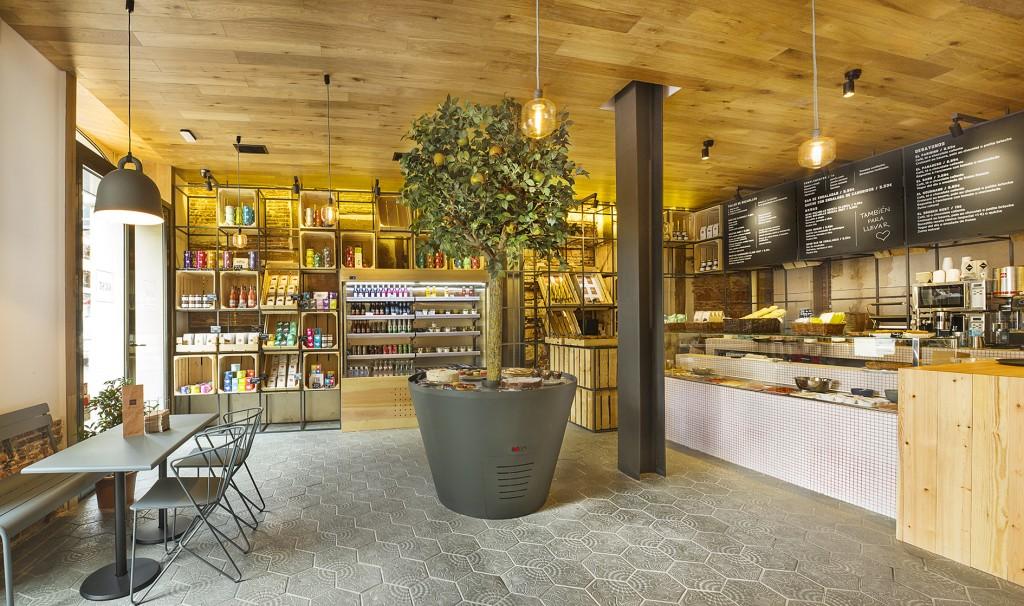 ¡Bienvenidos a Gust! El nuevo espacio dulce y salado de Madrid