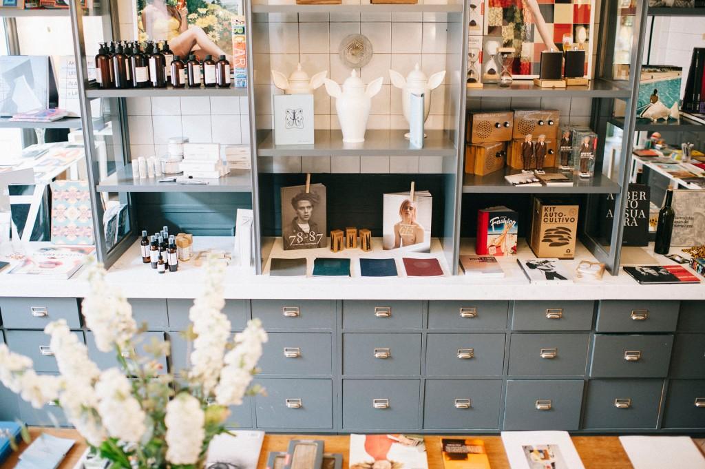 El Imparcial: restaurante, bar y concept store. Te sorprenderá
