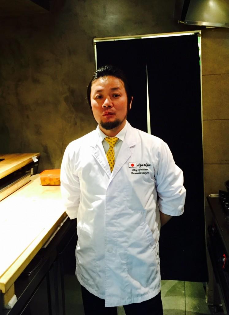 Llega la alta cocina japonesa de la mano de 'Izariya Madrid'