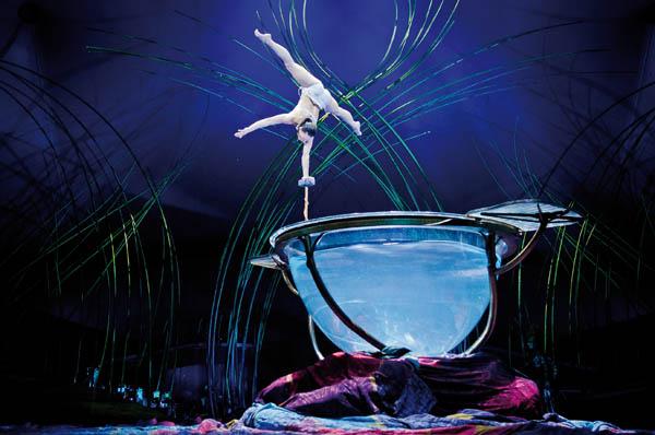 Vuelve Cirque du Soleil con 'Amaluna'