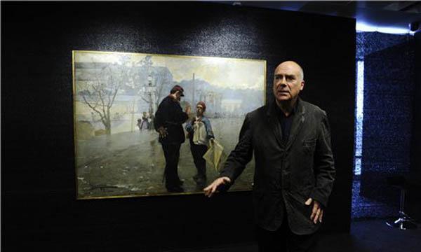 'La piel translúcida', exposición de obras privadas de Iberdrola