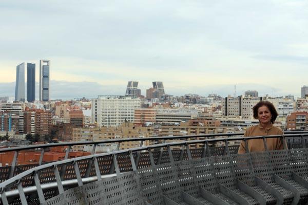 El Faro de Moncloa ha reabierto sus puertas hace escasamente un mes
