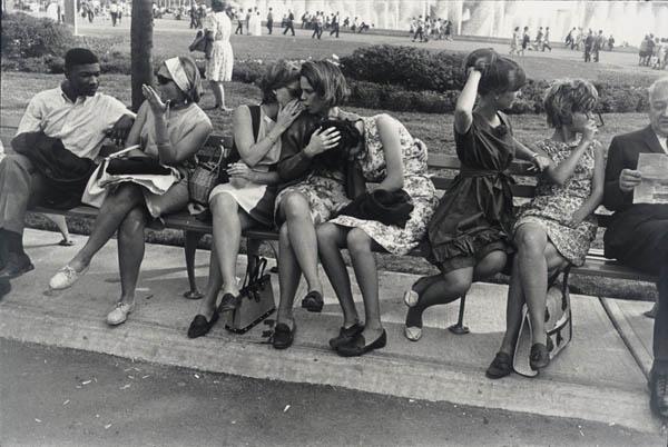 """Fotografías de una época: """"Fotografío para ver cómo se ve el mundo en fotografía"""""""