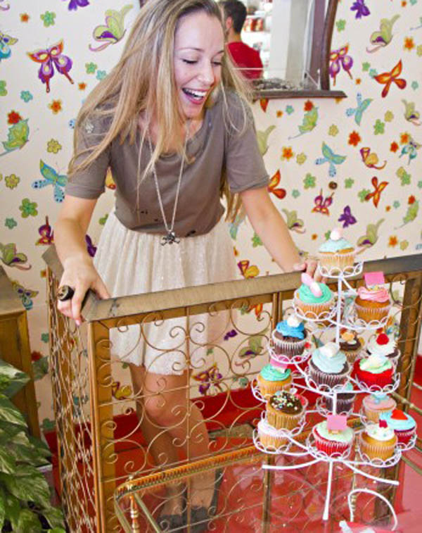 'Happy Day Bakery': repostería de cupcakes
