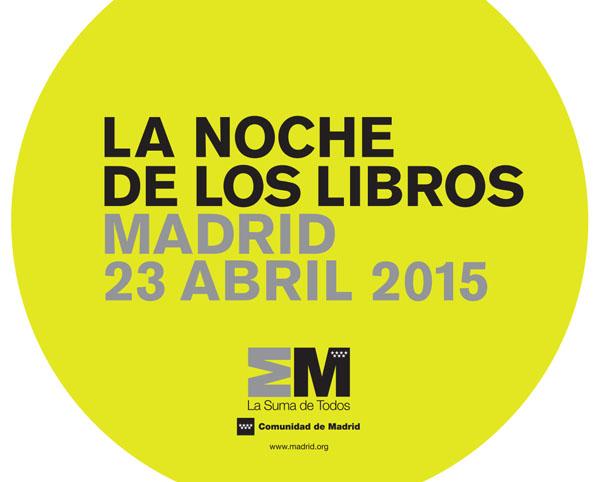 23 de abril: 'La Noche de los Libros'