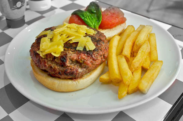'New York Burguer', las mejores hamburguesas americanas en Madrid