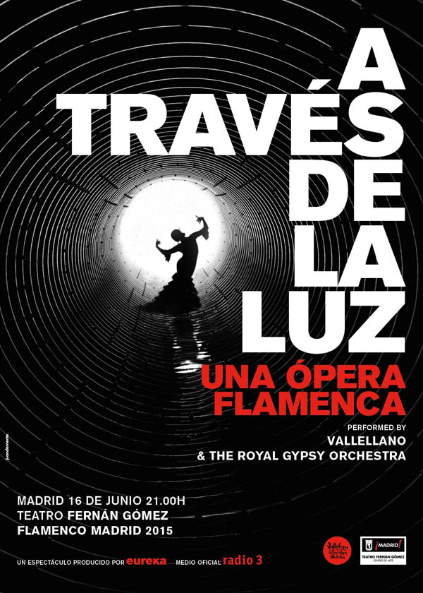 'Una ópera flamenca' llega al Teatro Fernando Fernán Gómez