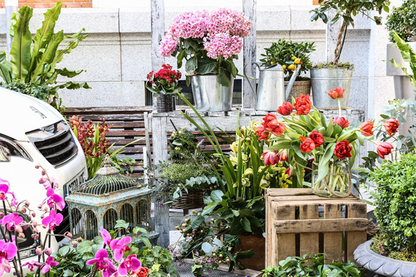 Este sábado no te pierdas el Peugeot 108 Flower Market