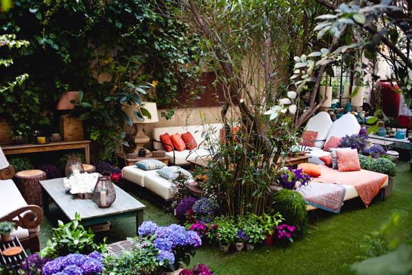 Gu imaro un jard n con encanto o el encanto de tener un - Pequenos jardines con encanto ...