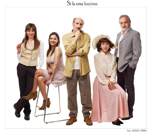 José Luis Gil estrena una adaptación del mismo Woody Allen