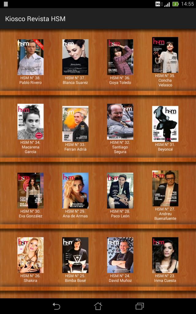 ¡Descubre la nueva app de Revista HSM!