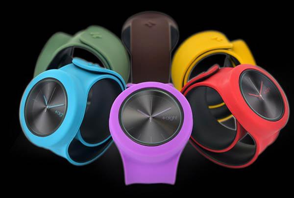 La nueva colección de 'relojes AIGHT' llega a España para dar la hora y la nota