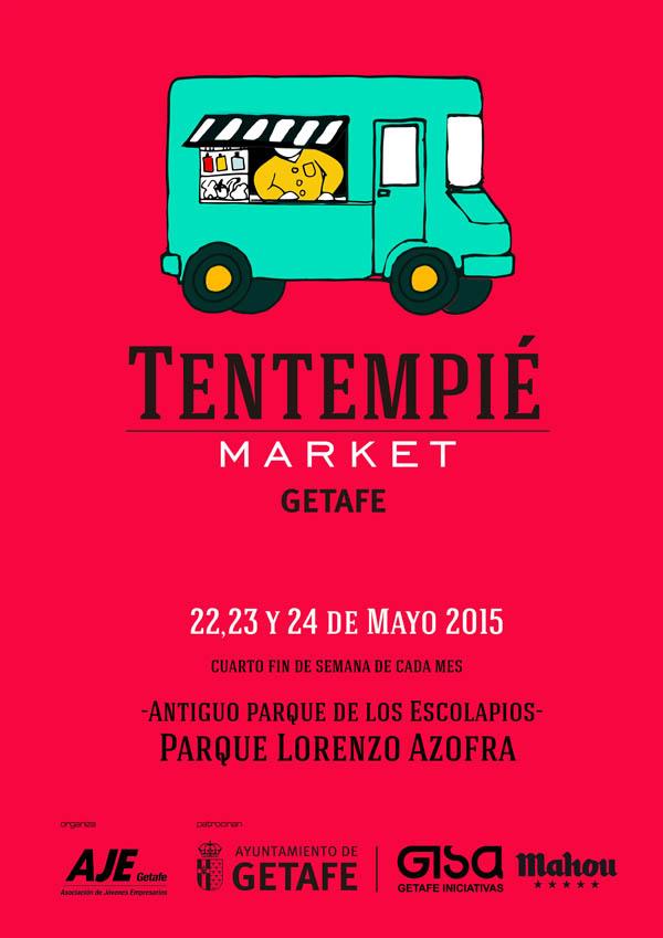II Edición de 'Tentempié Market Getafe'