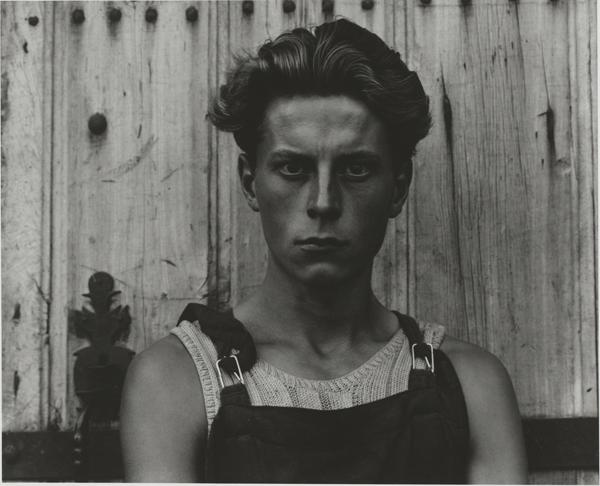 Las fotografías de Paul Strand en la Fundación Mapfre