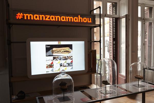 Manzana Mahou 330, 'The place to be' de este verano