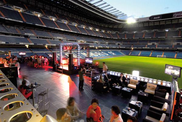Real Café Bernabéu 02
