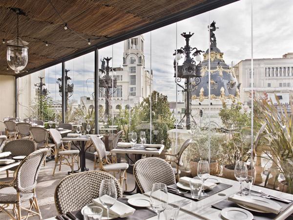 The Principal Madrid Hotel_Pérgola_Horizontal