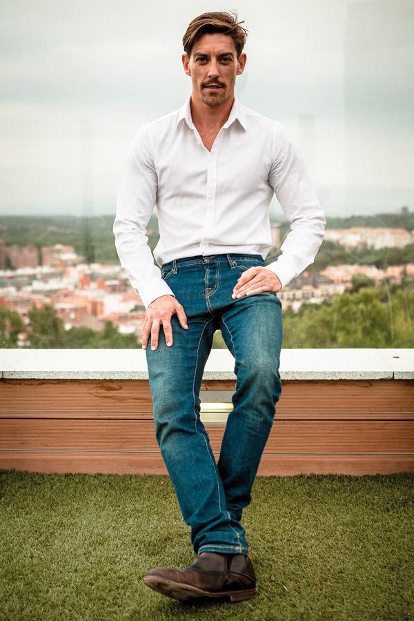Adrián Lastra es 'Bertie' en El Discurso del Rey