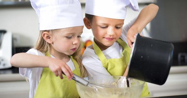 Sorteamos una entrada para dos niños al taller de cocina en Madrid de Educakitchen