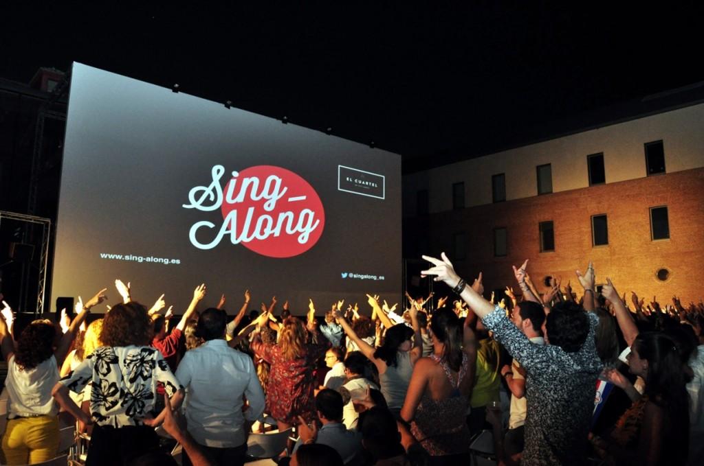 ¡Sing Alone! Cine + karaoke en el Teatro Galileo