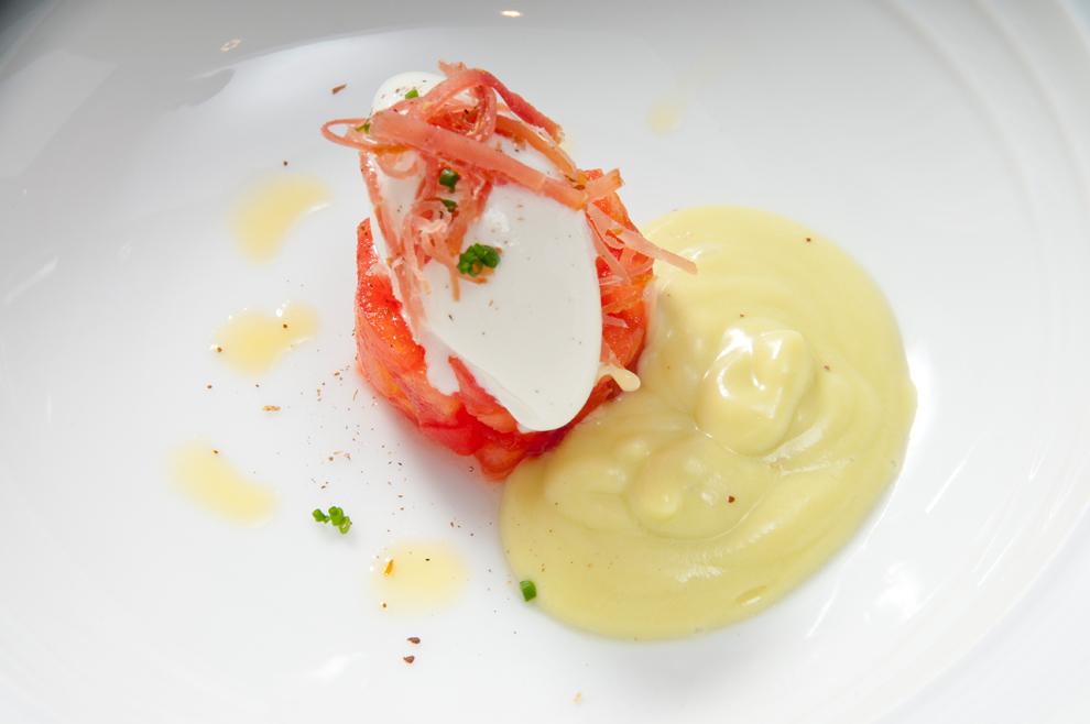 Atelier Belge presenta su menú de verano