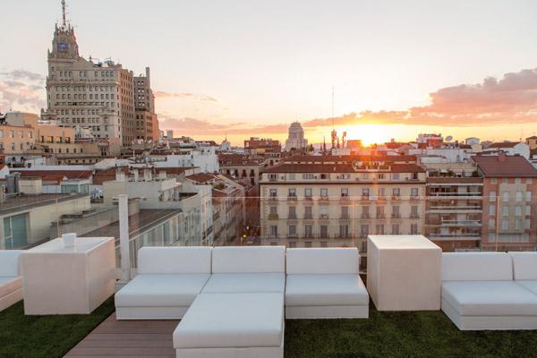 De Madrid Al Cielo 20 Terrazas Y Azoteas De La Capital