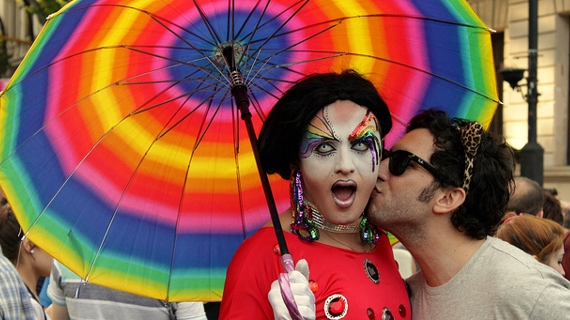 Madrid se llena de colores con La Fiesta del Orgullo